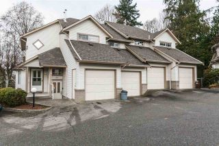Photo 1: 49 32361 MCRAE AVENUE in Mission: Mission BC Townhouse for sale : MLS®# R2018842