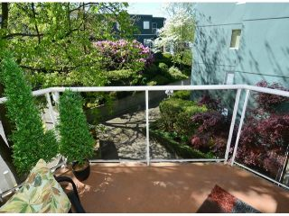 "Photo 27: 308 1508 MARINER Walk in Vancouver: False Creek Condo for sale in ""MARINER POINT"" (Vancouver West)  : MLS®# V1062003"