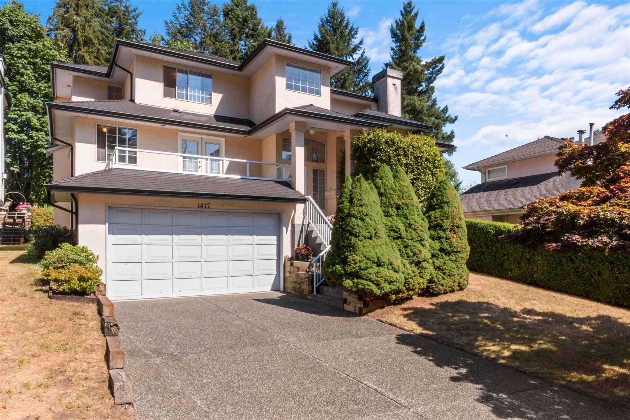 """Main Photo: 1417 PURCELL Drive in Coquitlam: Westwood Plateau House for sale in """"WESTWOOD PLATEAU"""" : MLS®# R2603711"""