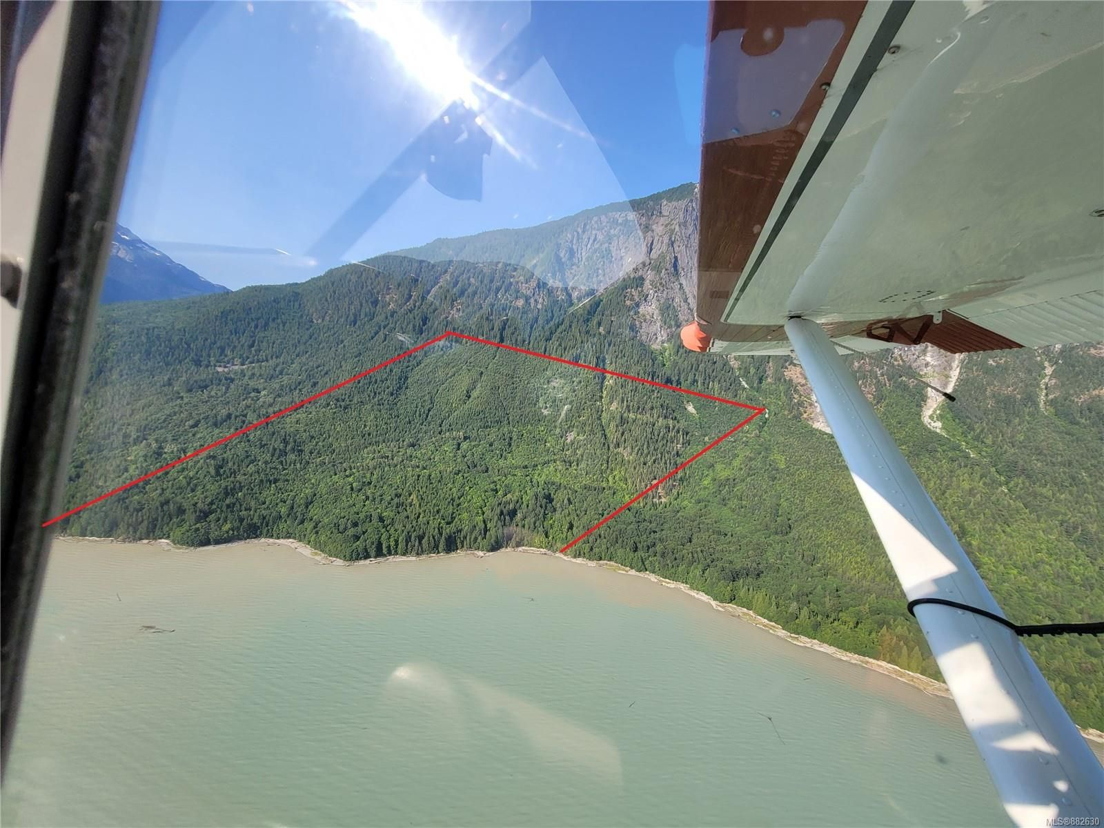 Main Photo: DL 1978 SW Bute Inlet in See Remarks: SR See Remarks Land for sale : MLS®# 882630