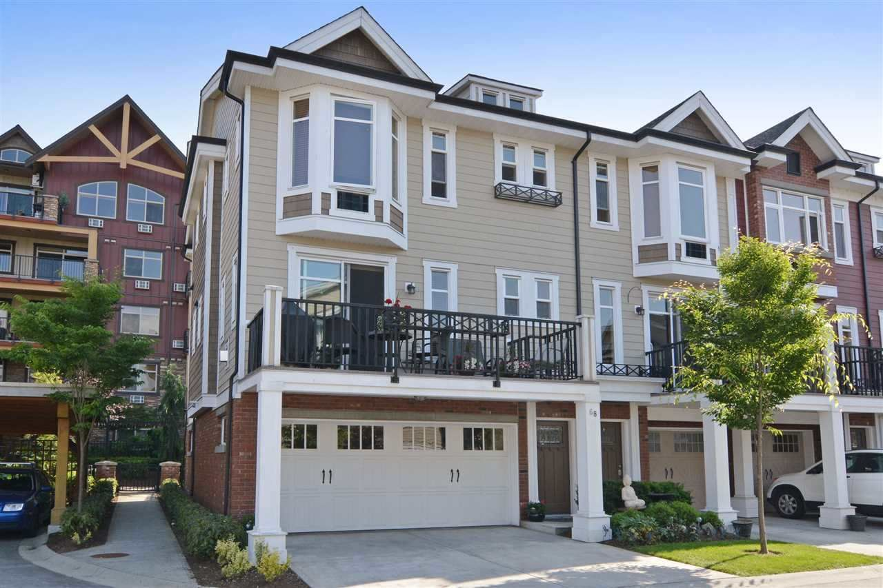 """Main Photo: 68 20738 84 Avenue in Langley: Willoughby Heights Townhouse for sale in """"Yorkson Creek North"""" : MLS®# R2157902"""