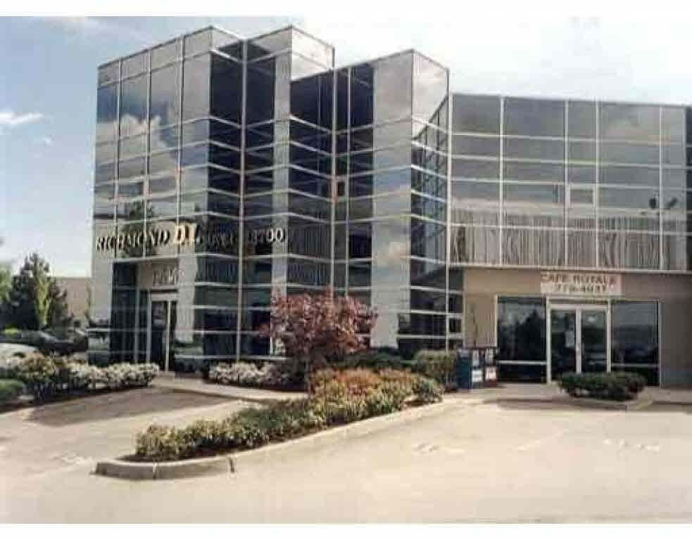 Main Photo: #1230-13700 Mayfield Place in Richmond: Office for sale