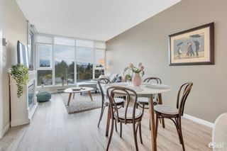 """Photo 19: 906 520 COMO LAKE Avenue in Coquitlam: Coquitlam West Condo for sale in """"THE CROWN"""" : MLS®# R2623201"""