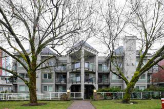 "Photo 1: 102 210 CARNARVON Street in New Westminster: Downtown NW Condo for sale in ""Hillside Heights"" : MLS®# R2562008"