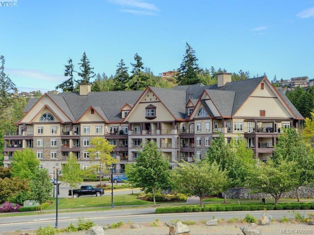 Main Photo: 317 1375 Bear Mountain Pkwy in VICTORIA: La Bear Mountain Condo for sale (Langford)  : MLS®# 812030