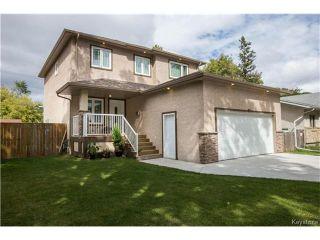 Photo 1: 37 Hull Avenue in Winnipeg: St Vital Residential for sale (2D)  : MLS®# 1708503