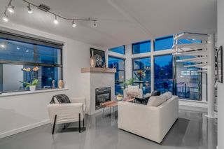 """Photo 2: 501 428 W 8TH Avenue in Vancouver: Mount Pleasant VW Condo for sale in """"XL LOFTS"""" (Vancouver West)  : MLS®# R2214757"""