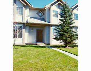 Photo 1:  in CALGARY: Shawnessy Townhouse for sale (Calgary)  : MLS®# C3145551