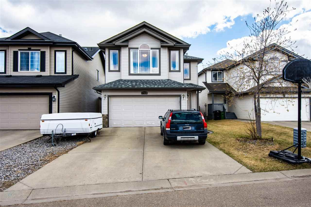 Main Photo: 17419 86 Street in Edmonton: Zone 28 House for sale : MLS®# E4240609