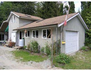Photo 5: 11739 272ND Street in Maple_Ridge: Whonnock House for sale (Maple Ridge)  : MLS®# V648786