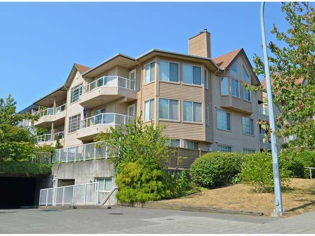 Main Photo: # 311 1009 HOWAY ST in New Westminster: Uptown NW Condo for sale : MLS®# V1139292