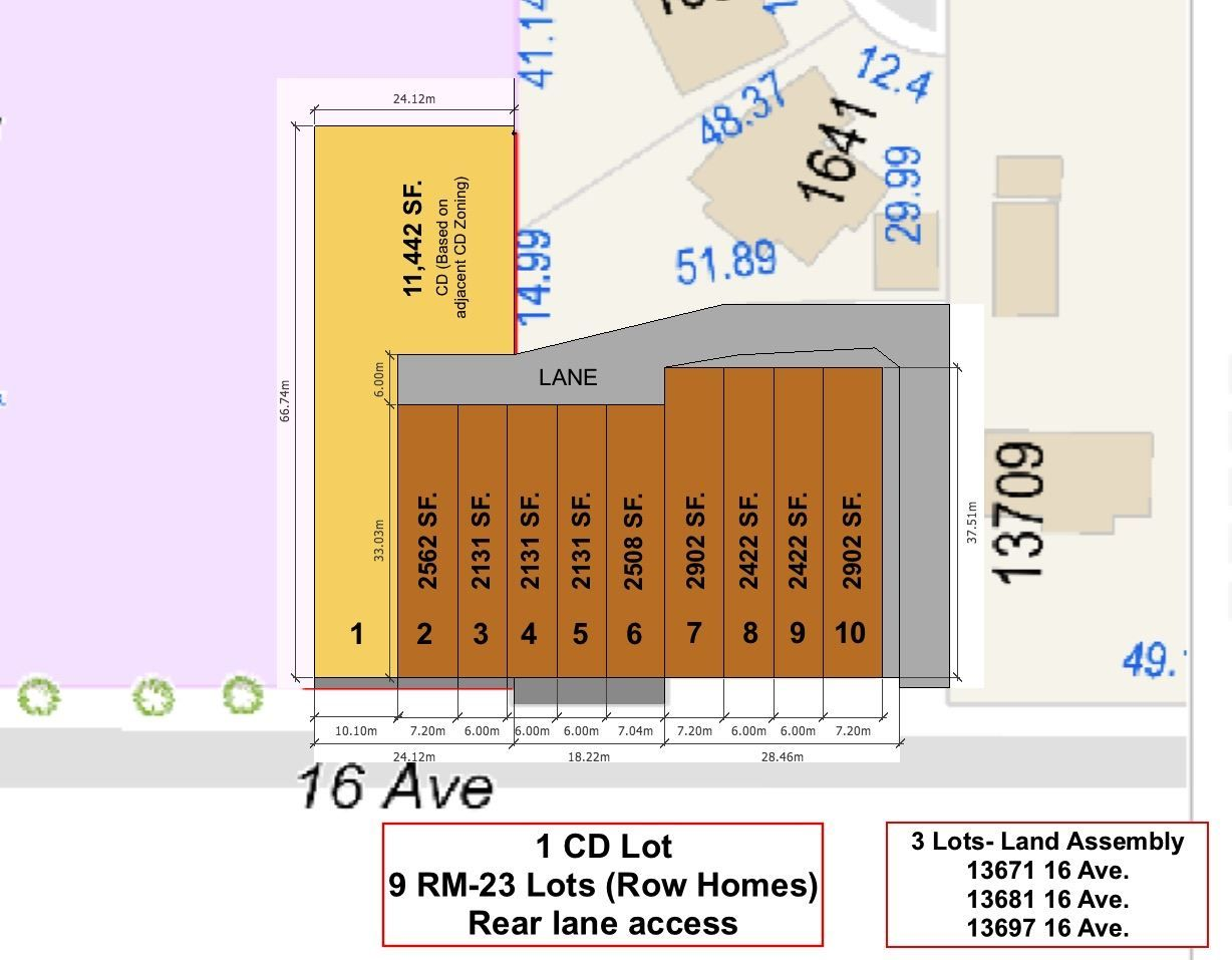 Purchase separate or with neighbour, to achieve 10 lots subdivision potential (Call Lana for details)
