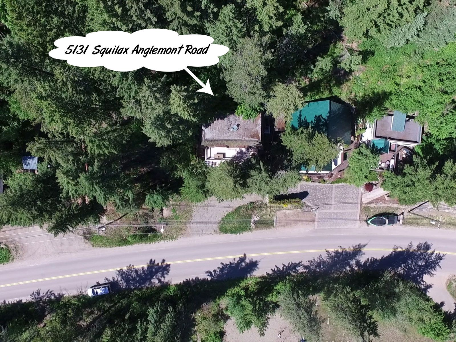Photo 6: Photos: 5131 Squilax Anglemont Road in Celista: House for sale : MLS®# 10205519