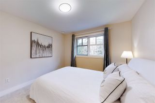 Photo 16: 1 2555 SKILIFT Road in West Vancouver: Chelsea Park Townhouse for sale : MLS®# R2539824