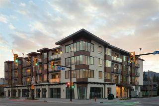 "Main Photo: 411 1633 TATLOW Avenue in North Vancouver: Pemberton NV Condo for sale in ""TATLOW HOMES"" : MLS®# R2593043"