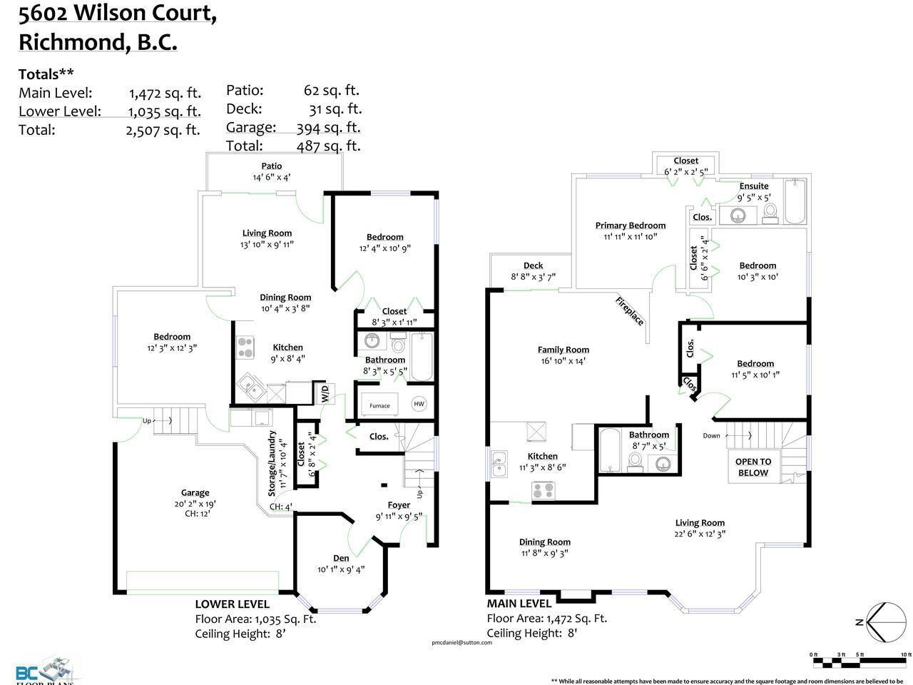 Photo 30: Photos: 5602 WILSON Court in Richmond: Hamilton RI House for sale : MLS®# R2602420