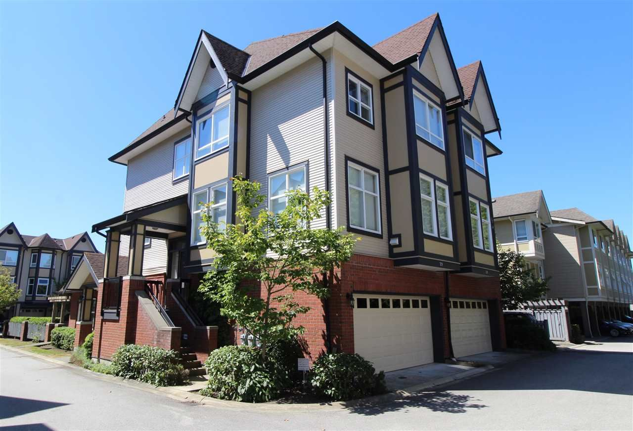 Main Photo: 29 6099 ALDER STREET in Richmond: McLennan North Townhouse for sale : MLS®# R2483685