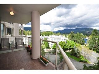Photo 1: 802 1196 PIPELINE Road in Coquitlam: North Coquitlam Home for sale ()  : MLS®# V1064467