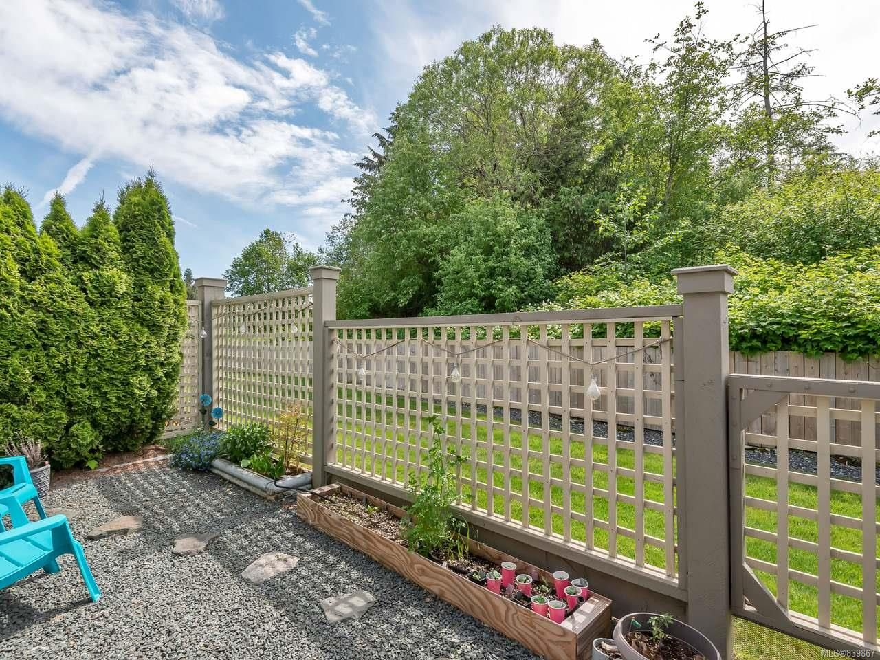 Photo 39: Photos: 21 2750 Denman St in CAMPBELL RIVER: CR Willow Point Row/Townhouse for sale (Campbell River)  : MLS®# 839867