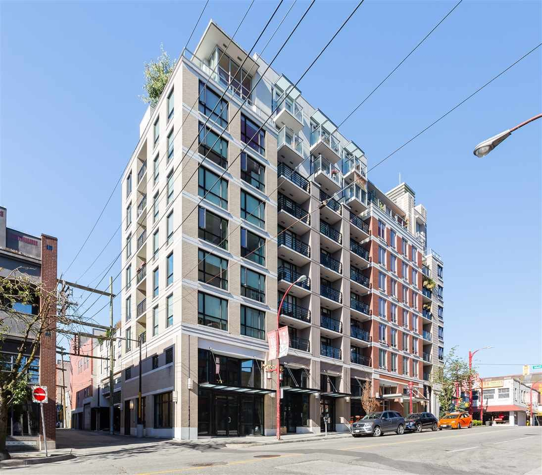 """Main Photo: 301 189 KEEFER Street in Vancouver: Downtown VE Condo for sale in """"Keefer Block"""" (Vancouver East)  : MLS®# R2532616"""