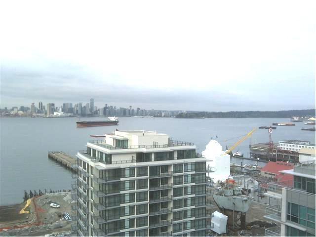 "Photo 1: Photos: 1708 188 E ESPLANADE in North Vancouver: Lower Lonsdale Condo for sale in ""ESPLANADE AT THE PIER"" : MLS®# V825980"