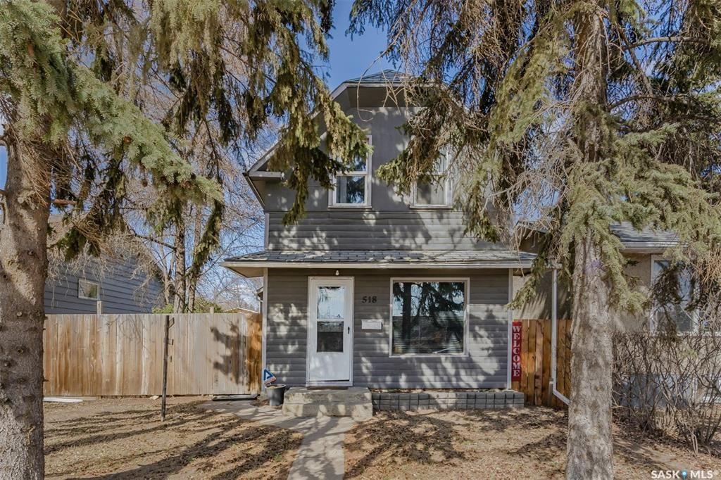 Main Photo: 518 33rd Street East in Saskatoon: North Park Residential for sale : MLS®# SK854638