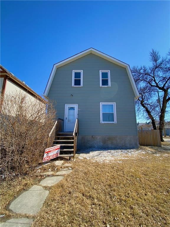 Main Photo: 593 Powers Street in Winnipeg: North End Residential for sale (4C)  : MLS®# 202108001