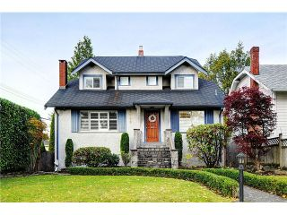 """Photo 1: 3585 W 31ST Avenue in Vancouver: Dunbar House for sale in """"DUNBAR"""" (Vancouver West)  : MLS®# V978491"""