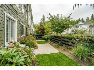 """Photo 1: 5 288 171 Street in Surrey: Pacific Douglas Townhouse for sale in """"Summerfield"""" (South Surrey White Rock)  : MLS®# R2508746"""