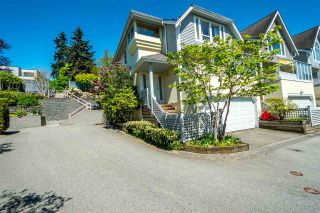 """Photo 1: 2201 PORTSIDE Court in Vancouver: Fraserview VE Townhouse for sale in """"RIVERSIDE TERRACE"""" (Vancouver East)  : MLS®# R2163820"""