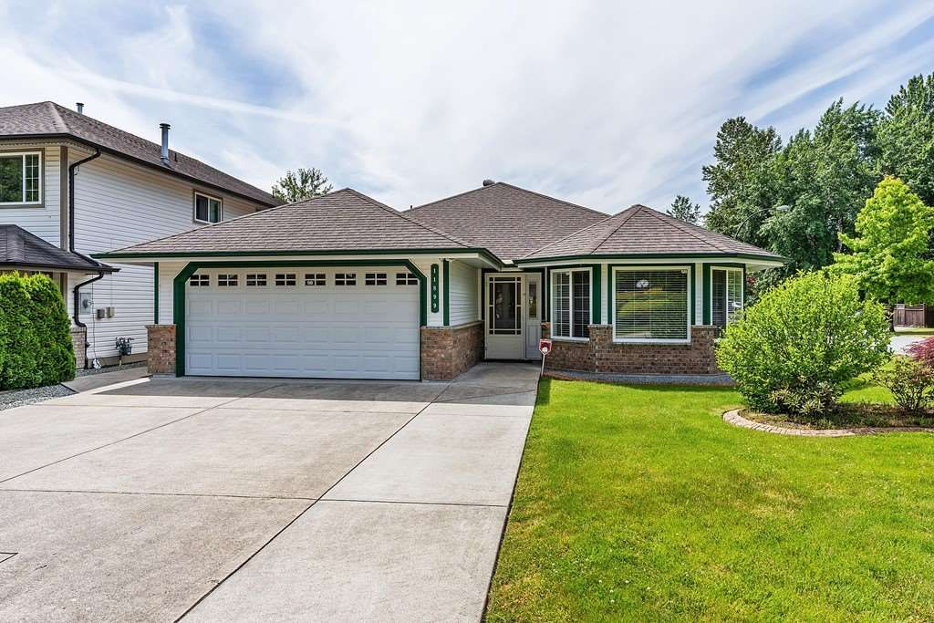 Main Photo: 11899 237 STREET in : Cottonwood MR House for sale : MLS®# R2377865