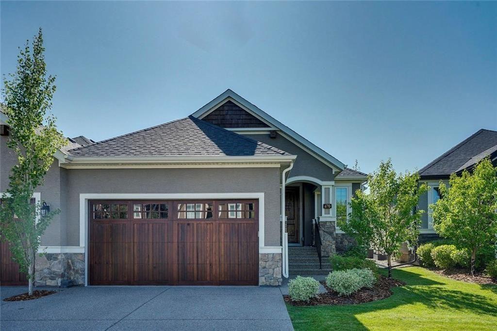 Main Photo: 670 CRANSTON Avenue SE in Calgary: Cranston Semi Detached for sale : MLS®# C4262259