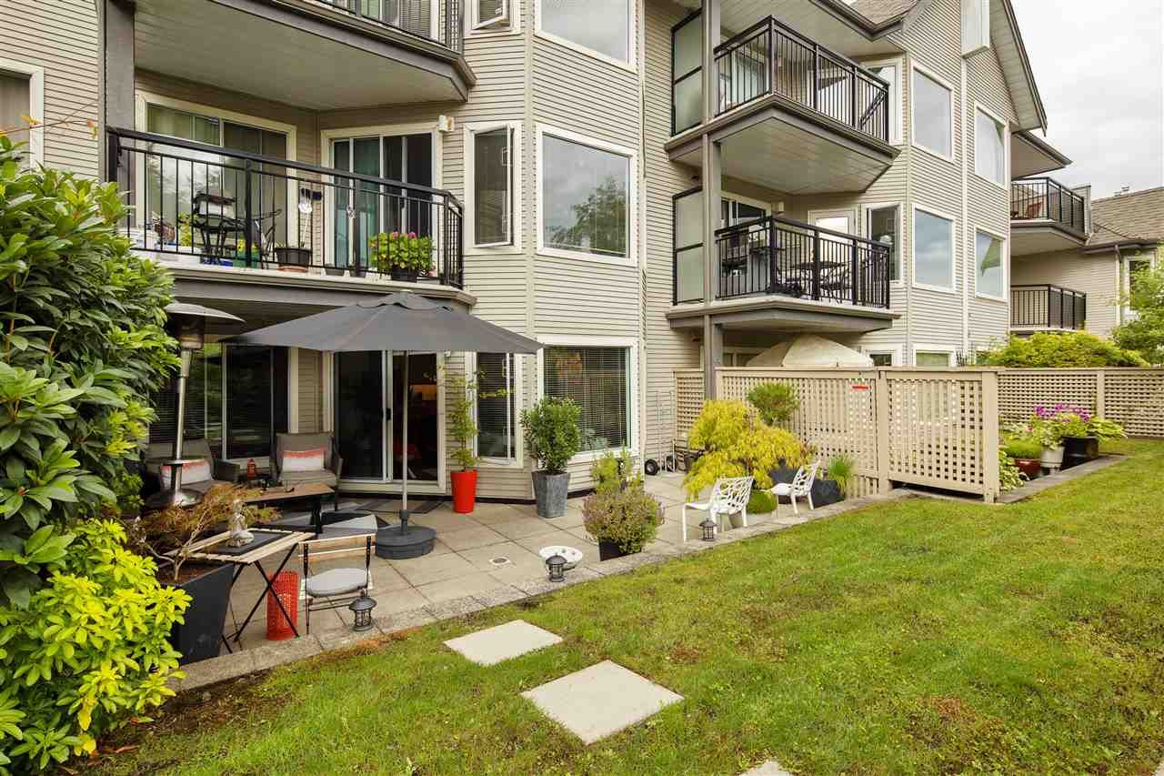 "Main Photo: 116 3770 MANOR Street in Burnaby: Central BN Condo for sale in ""CASCADE WEST"" (Burnaby North)  : MLS®# R2485998"