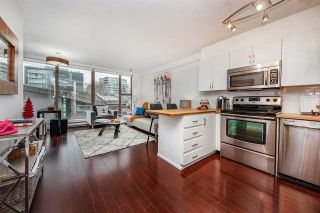 """Photo 2: 404 1633 W 8TH Avenue in Vancouver: Fairview VW Condo for sale in """"Fircrest Gardens"""" (Vancouver West)  : MLS®# R2537315"""