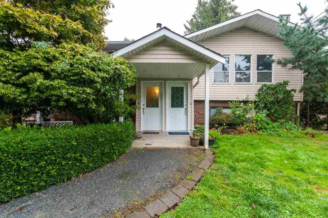 Main Photo: 7242 EVANS Road in Chilliwack: Sardis West Vedder Rd Duplex for sale (Sardis)  : MLS®# R2500914