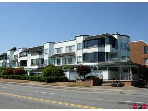 "Main Photo: 209 1830 E SOUTHMERE Crescent in Surrey: Sunnyside Park Surrey Condo for sale in ""Southmere Mews"" (South Surrey White Rock)  : MLS®# F1102454"