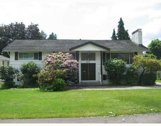 Photo 1: 8014 HUNTER Street in Burnaby: Government Road House for sale (Burnaby North)  : MLS®# V652849