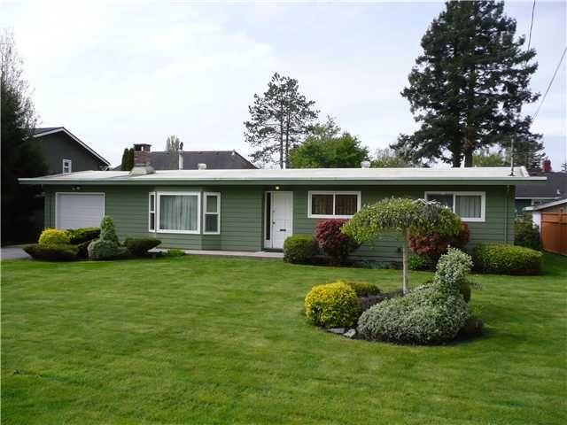 Main Photo: 5411 CRESCENT DR in Ladner: Hawthorne House for sale : MLS®# V1061934