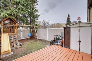 Photo 42: 109 9930 Bonaventure Drive SE in Calgary: Willow Park Row/Townhouse for sale : MLS®# A1101670