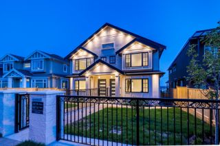 Main Photo: 2276 BURQUITLAM Drive in Vancouver: Fraserview VE 1/2 Duplex for sale (Vancouver East)  : MLS®# R2604701