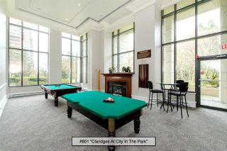 """Photo 20: 801 6837 STATION HILL Drive in Burnaby: South Slope Condo for sale in """"Claridges"""" (Burnaby South)  : MLS®# R2239068"""