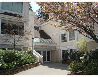 """Photo 1: 111 6860 RUMBLE Street in Burnaby: South Slope Condo for sale in """"GOVERNOR'S WALK"""" (Burnaby South)  : MLS®# V762679"""