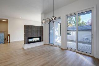 Photo 4: 8415 149 Street in Edmonton: Zone 10 House Half Duplex for sale : MLS®# E4227448