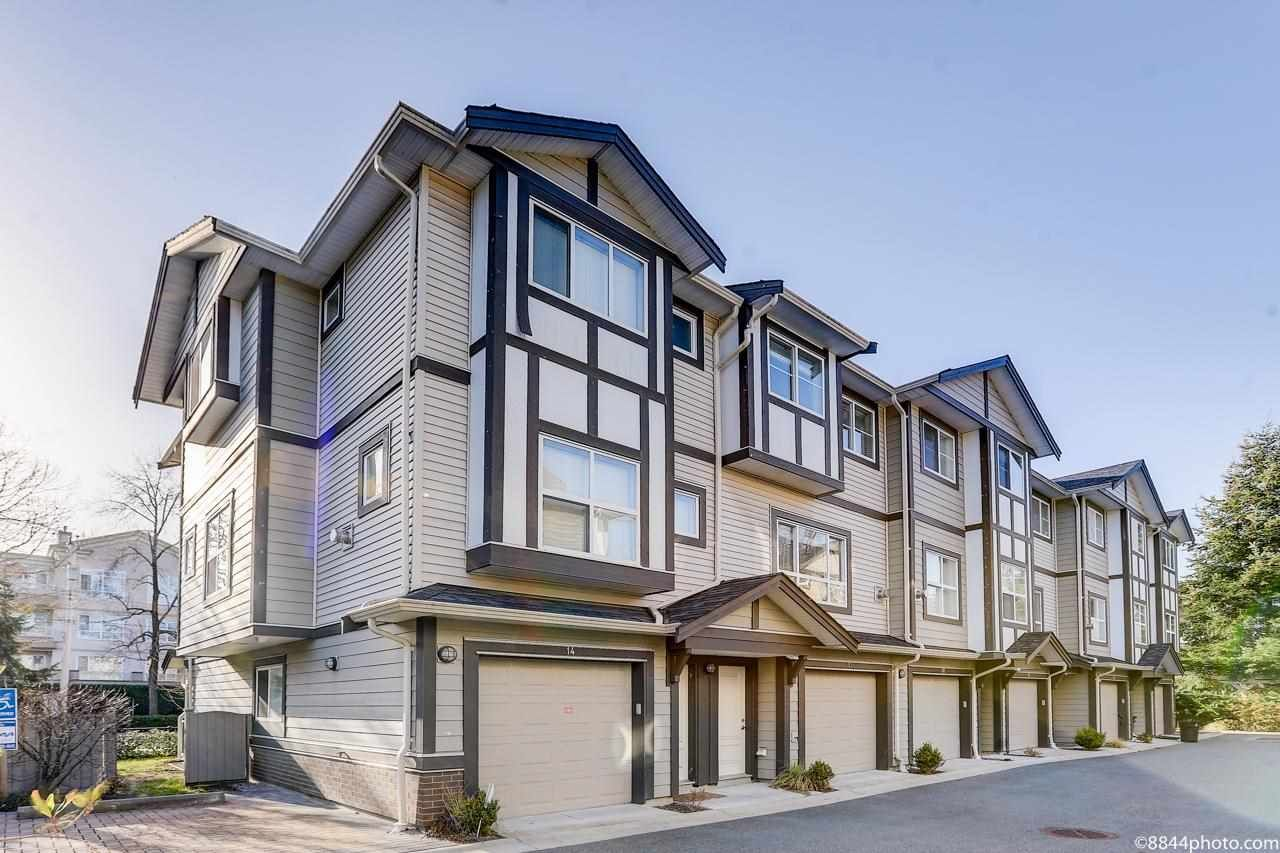 Main Photo: 13 7651 TURNILL Street in Richmond: McLennan North Townhouse for sale : MLS®# R2587676