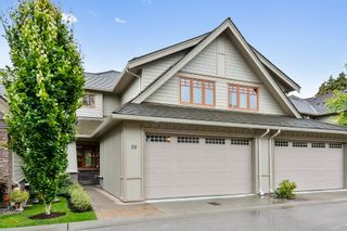 """Photo 2: 75 3109 161 Street in Surrey: Grandview Surrey Townhouse for sale in """"WILLS CREEK"""" (South Surrey White Rock)  : MLS®# R2329802"""