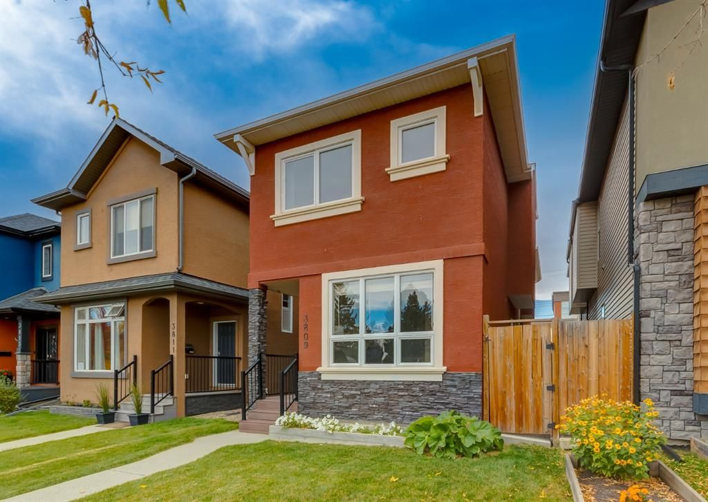 Main Photo: 3809 14 Street SW in Calgary: Altadore Detached for sale : MLS®# A1150876