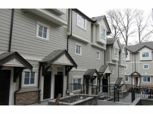 """Main Photo: # 113 3888 NORFOLK ST in Burnaby: Central BN Condo for sale in """"PARKSIDE GREENE"""" (Burnaby North)  : MLS®# V939296"""