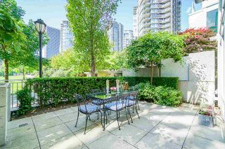 Photo 24: 202 428 BEACH Crescent in Vancouver: Yaletown Townhouse for sale (Vancouver West)  : MLS®# R2476776