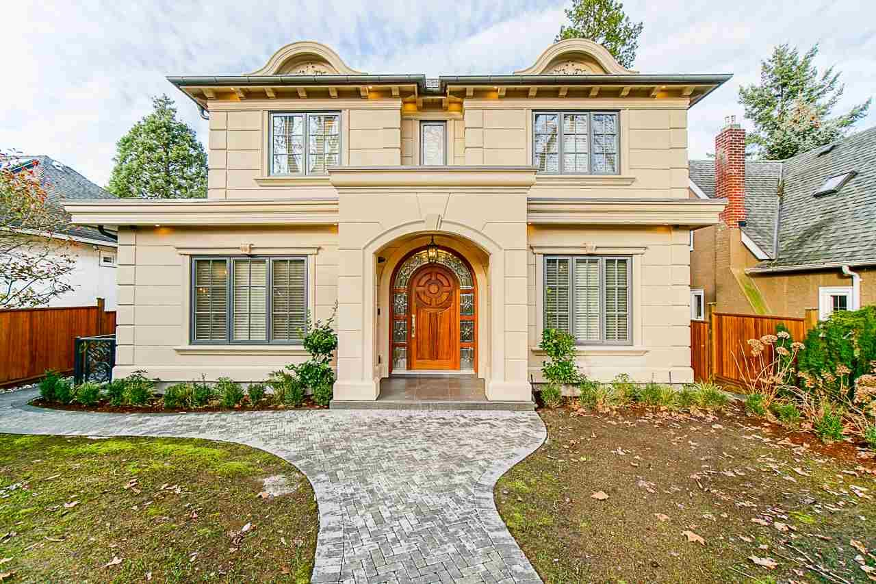 Main Photo: 3827 W BROADWAY in Vancouver: Point Grey House for sale (Vancouver West)  : MLS®# R2536763