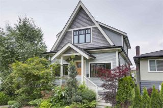 Main Photo: 750 E 37TH Avenue in Vancouver: Fraser VE House for sale (Vancouver East)  : MLS®# R2278616